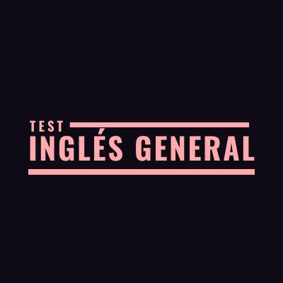 fer un test d'anglès general abans de decidir el curs d'anglès a triar.