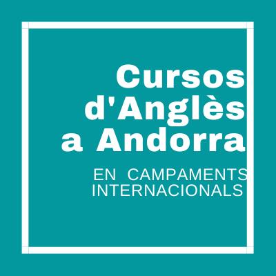 cursos angles en Campaments Internacionals .