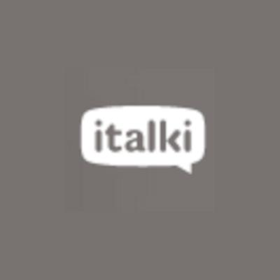 Italki cursos de engonal sonline